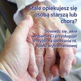 Plakat opieka wytchnieniowa